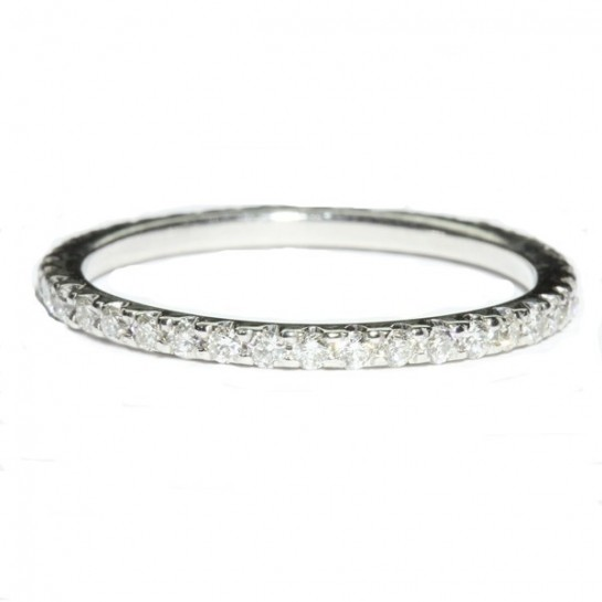 Thin Eternity Band 1.5 MM Wide
