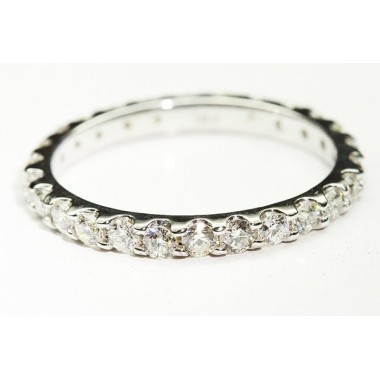36190345 Thin Eternity Band 2.1mm .80 CTW